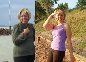 """""""Zsíroskenyér diéta"""" – Nyilas Adrienn sikeres fogyása és fejlődése a Pintér-Pámer csapatban"""