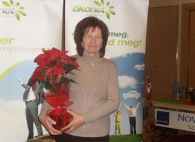 Biocom start – Elek Tiborné hatos a Molnár-ágon