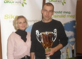 Csillagos ötös - Major István és Sárközi Erzsébet versenygyőzelme a Molnár-ágon