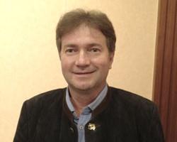 Szolnok Biocom szónoka – dr. Paróczai Dezső Ezüst HV
