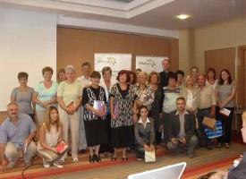 Lelkes őszindítás Szegeden…