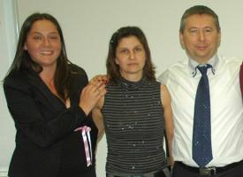 Óriási lépés: Roxana Voaides az első román nyelvű hatos a Péter-ágban!