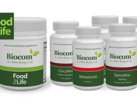 Újabb hat, ami hat – bővült a Biocom terméktárháza