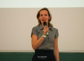 Versenygyőzelem, vezetővé válással – Komporday Annamária