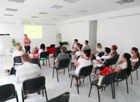 Start képzés Tapolcán! – A Czentlaki csapat példamutatása