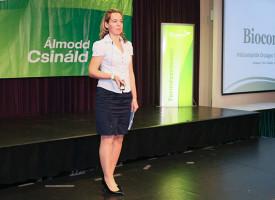 Sikeres esztendő - Komporday Annamária Biocom születésnapja