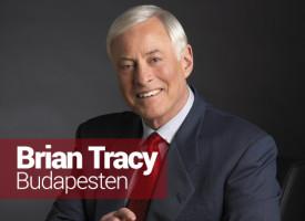 A maximális teljesítményért – Brian Tracy Budapesten járt
