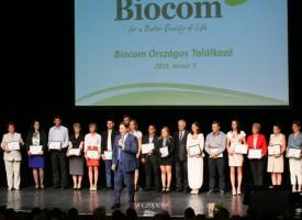 Biocom hálózatépítők országos találkozója 2015. június