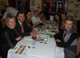 Évzáró vacsora - 2012. december