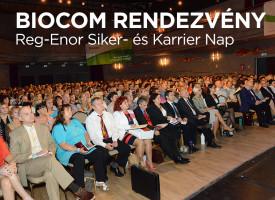 Reg-Enor kúrából életmód – Nemzetközi nagyrendezvény Budapesten