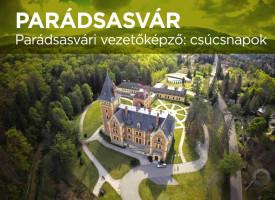 Parádsasvári vezetőképző: csúcsnapok