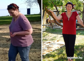 24 kilós könnyebbedés, energikusság, üzleti siker