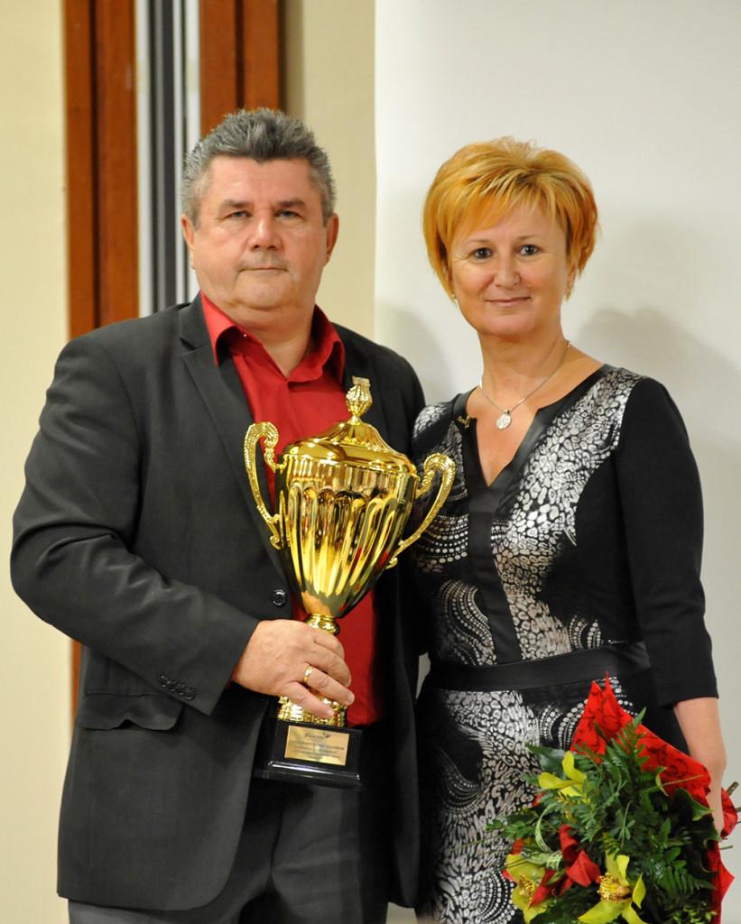 Az Év Hálózatépítői: Czentlaki Beatrix és Zoltán