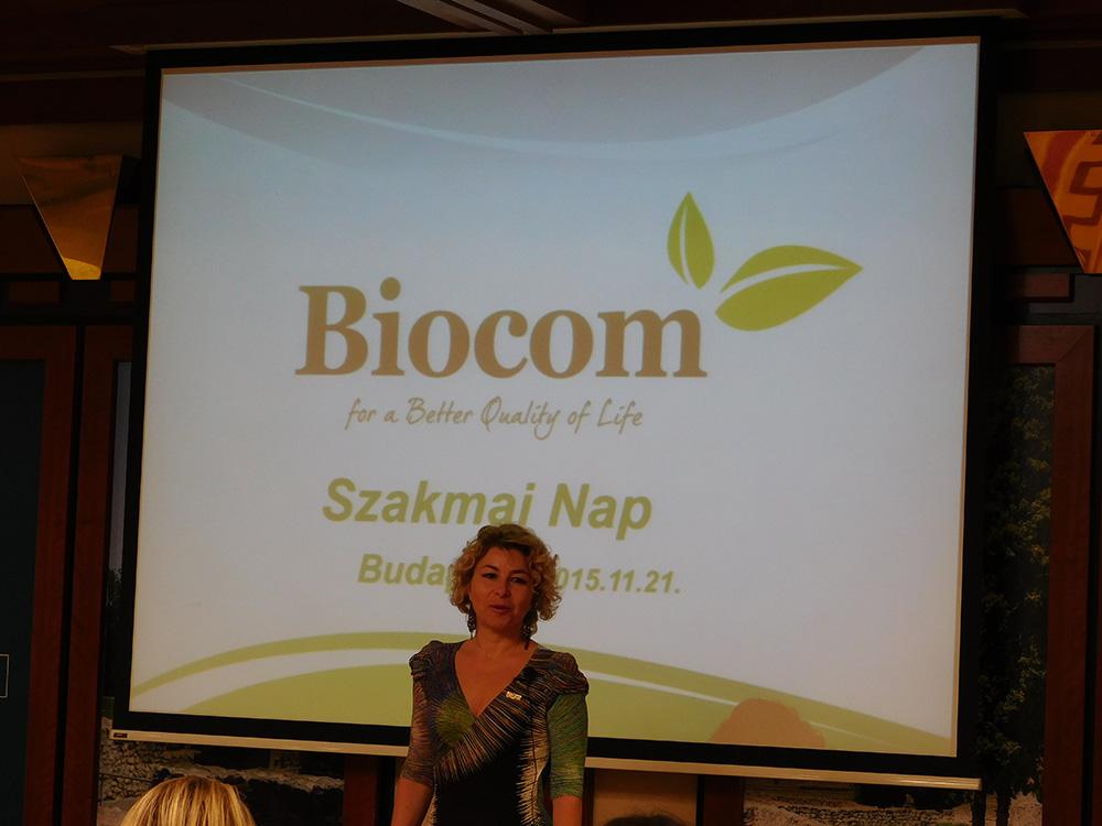 Dr. Kodori Judit orvos-természetgyógyász szerint bőven van készítmény a Biocom keretein belül a megelőzéshez