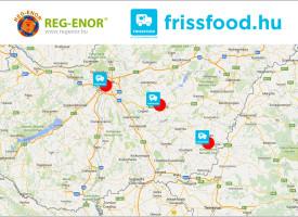 Februártól, Békéscsabán: Reg-Enor menü házhozszállítás!