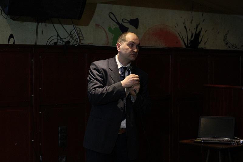 Zsidek Balázs, a Friss Food társtulajdonosa