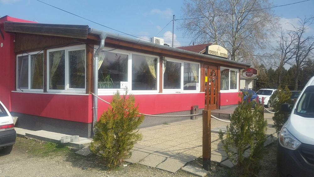 A LÓBÁR a Reg-Enor menü házhoz szállításának központja lett a térségben
