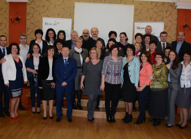 Tavaszi zsongás Erdélyben: sikeres képzések Csíkban és Szovátán