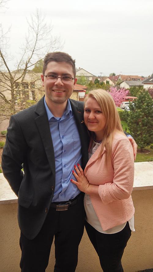 Pálfi Katalin és Kis Gergely, akik Szlovákiában építik sikerrel a hálózatot