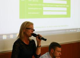 Tóth Zsizsi Ezüst HV ezúttal praktikus információkat osztott meg