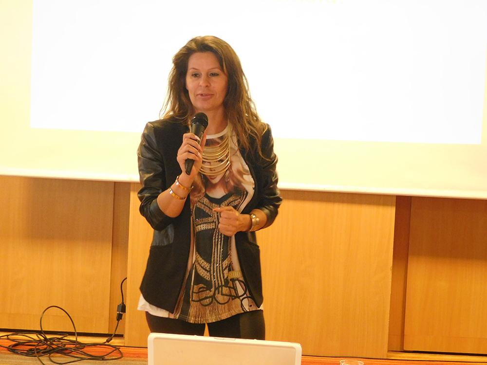 Szabó Andrea új hatosként szólt a célokról