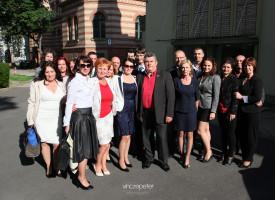 36 új vezető, három hónap után a Lőrincz-ág nagyrendezvényén