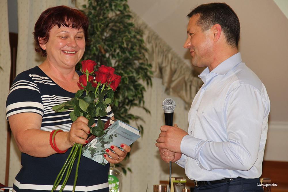 Melegné Liszkai Katalin ezúttal szakmai előadásával segítette a hálózatot
