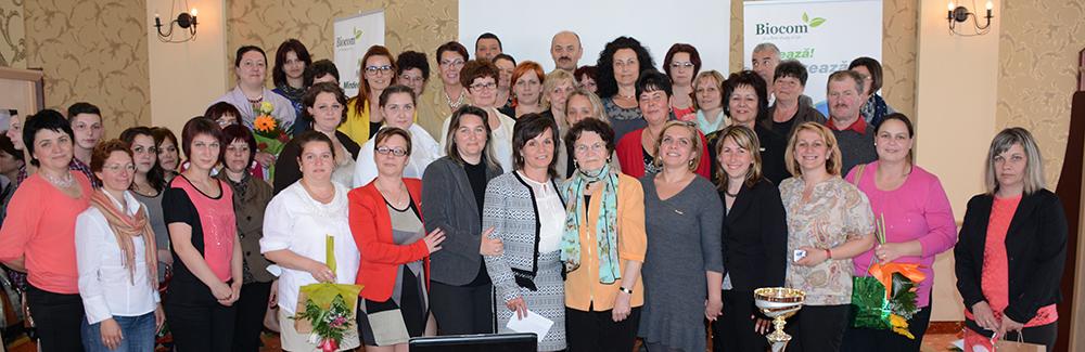 Az Ágvezető - Gyémánt HV egy erdélyi képzésen - a csapat egy részével