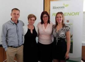 Az ágvezetői szint felé halad - Tasnádiné Szabó Mónika Arany HV lett a Komporday-ágon