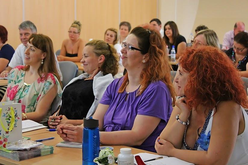 Tanulni vágyó, lelkes munkatársak a Kulcsember képzésen