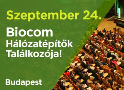 Őszre készülve: szeptember 24-én találkozunk!