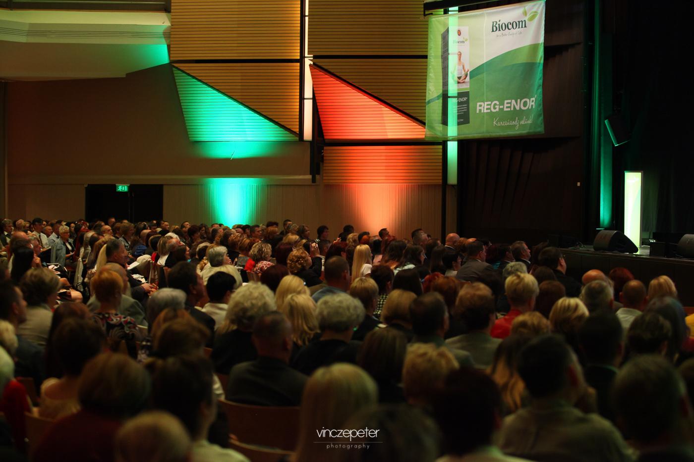 A képből is látható, hogy népszerű volt a rendezvény