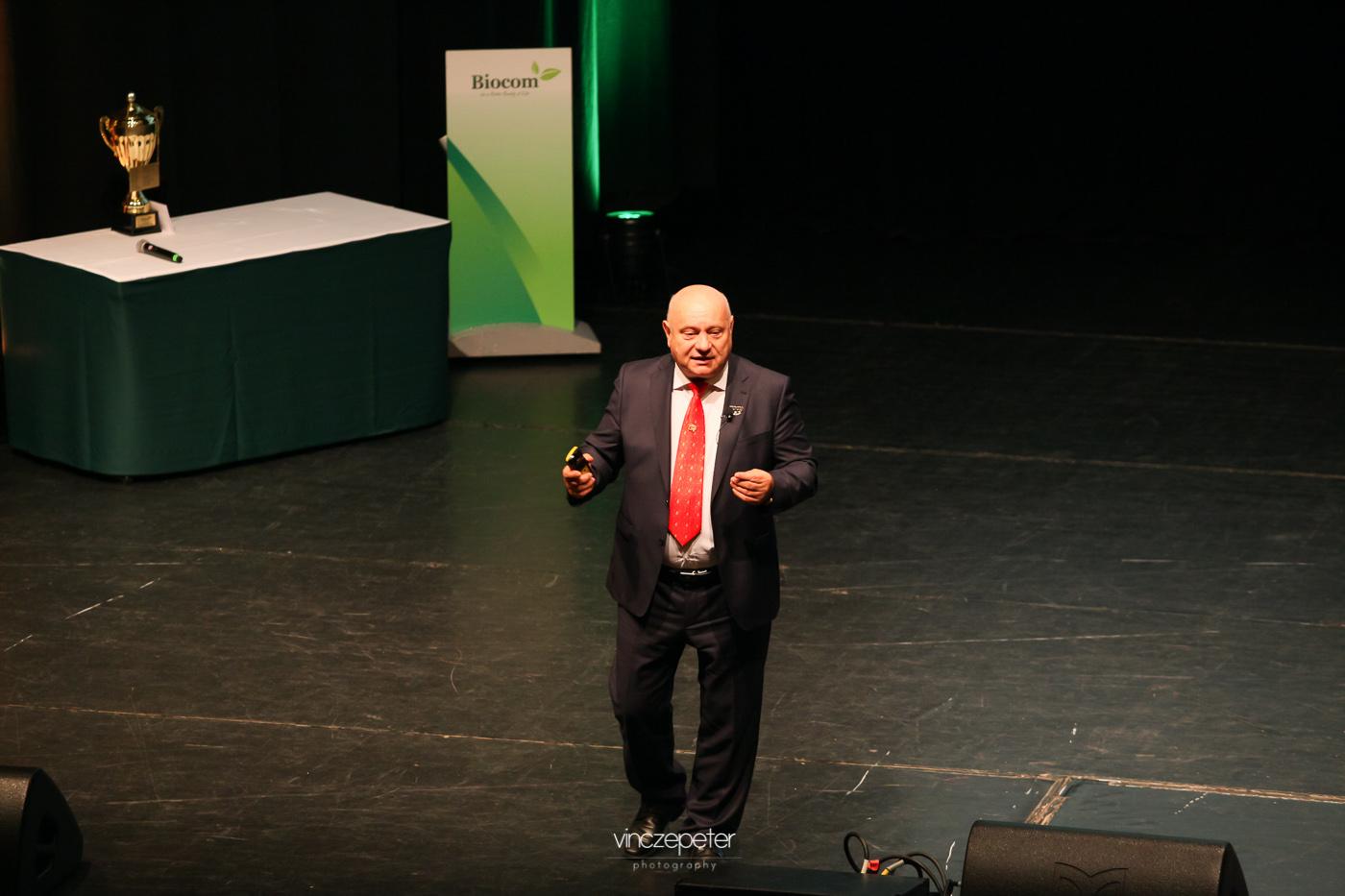Lőrincz János, a Biocom első Gyémánt Hálózatigazgatója a nyári versenyek értékelése mentén adott újra hasznos tanácsokat a mélységépítésről
