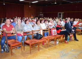 Terítéken az egészségünk – szakmai est a Reg-Enorral Dunaszerdahelyen