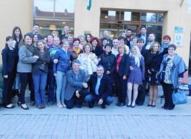 Rengeteg új vezetőjelölt a Molnár-ág két napos tréningjén