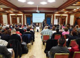 Vándorkupa átadások és értékes előadások a Ferenczy-, Vass- és Kónya-ágak közös, októberi Szakmai Napján