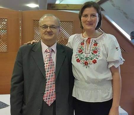 Az első Start képzésen, amin részt vett, Szabó Sigfriddel találkozott