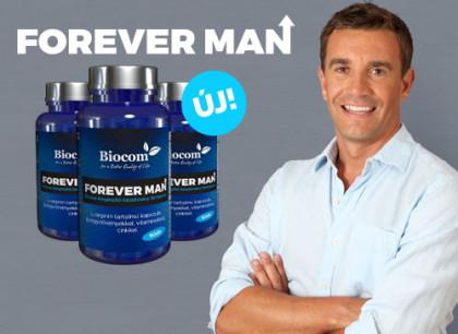 Minden szituációban férfi – már kapható a Forever Man!
