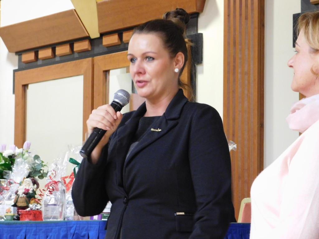Sikeres hálózatvezető Győrből: Csordás Anikó
