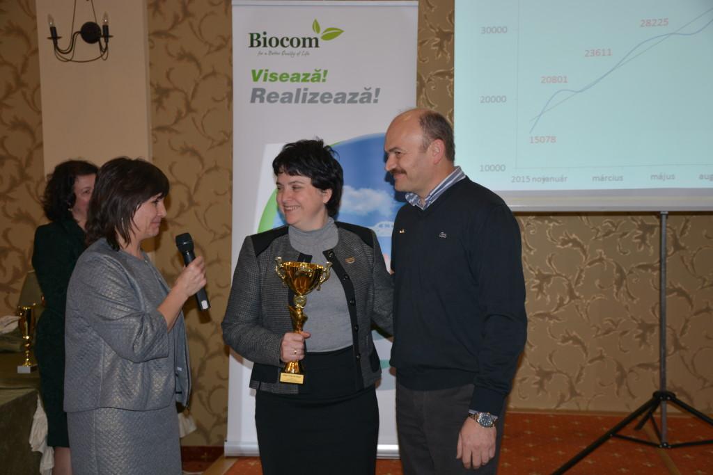 Az év hálózatépítői a Turóczi-ágon: Gligor Erika és István