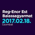 Reg-Enor Est Balassagyarmaton Szabó Sigfriddel