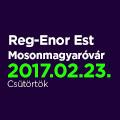 Reg-Enor Est Mosonmagyaróvár!
