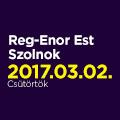 Reg-Enor Est Szolnokon Szabó Sigfriddel