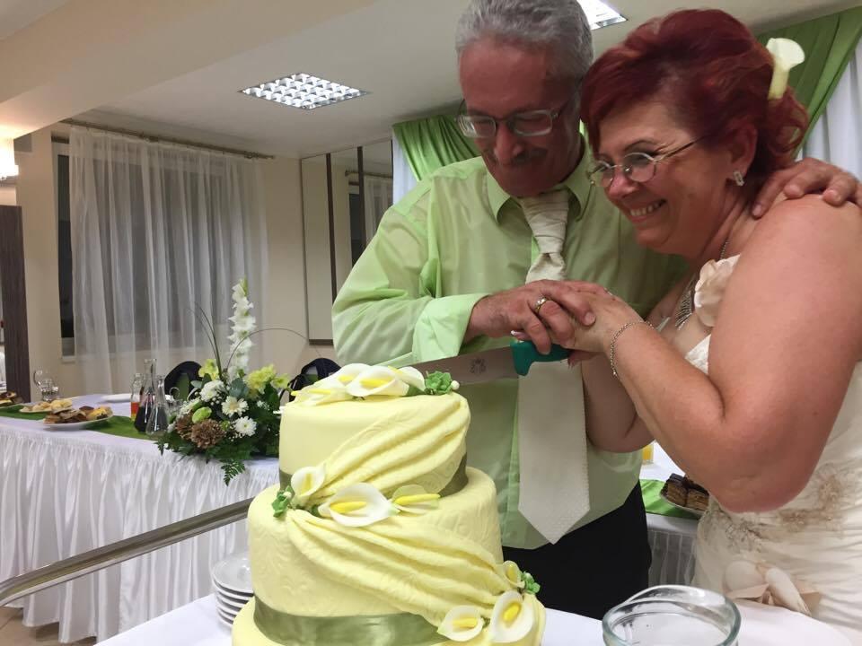Egyed György és Marika