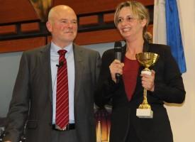 Arany Hálózatvezető, a Komporday-ágról: a három gyermeket nevelő Hermann Judit a személyiségfejlődésben látja a siker okát