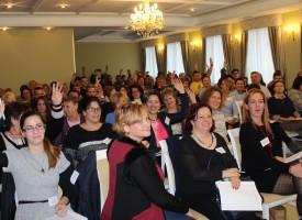 Novemberi emlék: egynapos, sikeres tréning Miskolcon