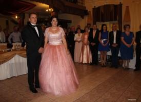 Tasnádi-bál Miskolcon, a Komporday-ág csodás házaspárja tiszteletére