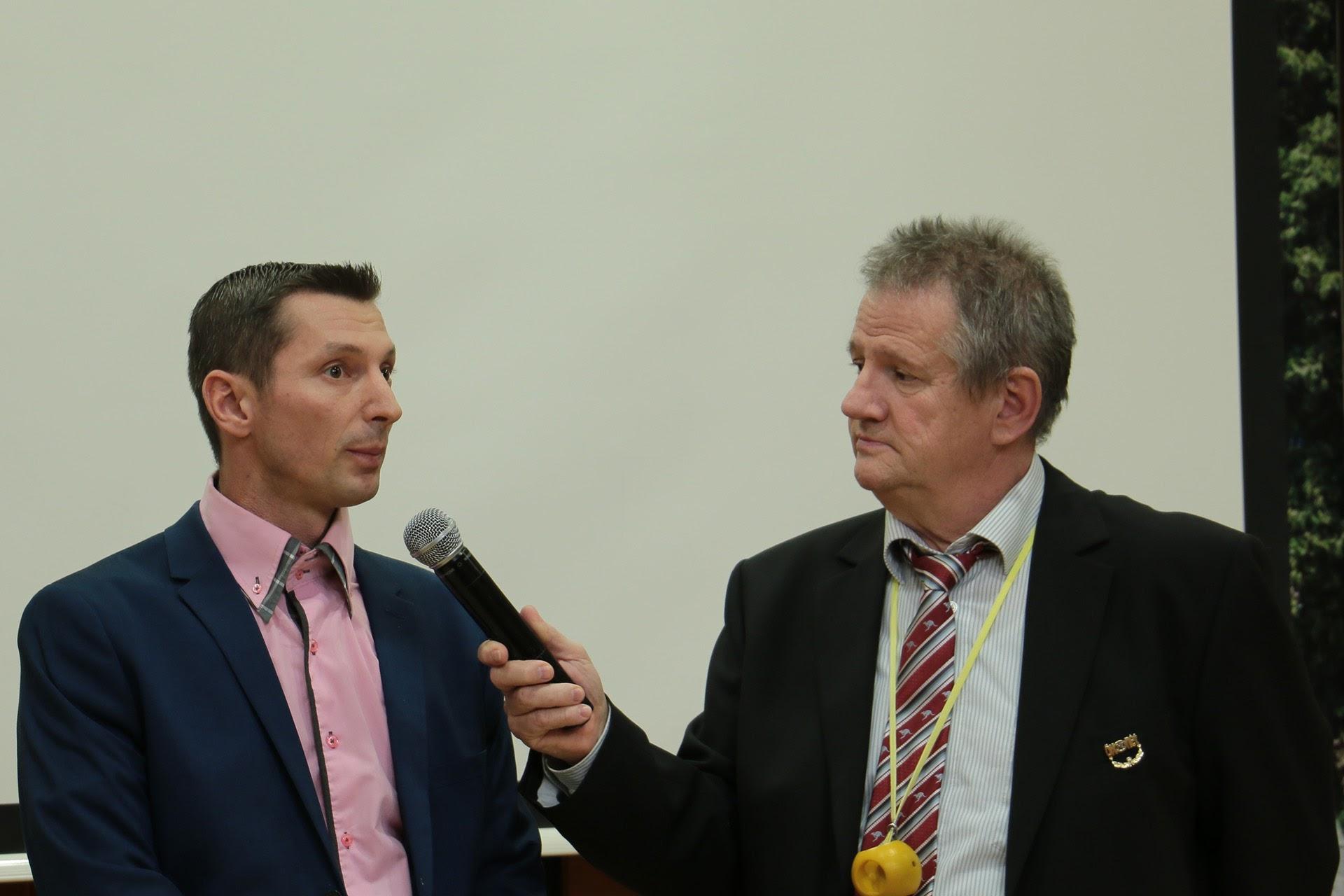 6-os elismerés: Kosiba József Ezüst HIG mellett az új 6-os, Szilvási Tibor