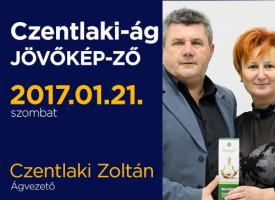A Czentlaki-ág JÖVŐKÉP-ZŐ programja szombaton, Székesfehérvárott