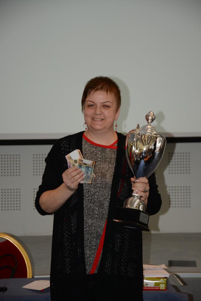 Lázár Emőke decemberi teljesítménye alapján a Hónap Hálózatvezetője lett - az egész Biocomban!